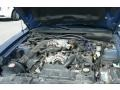 2002 Sonic Blue Metallic Ford Mustang GT Coupe  photo #27