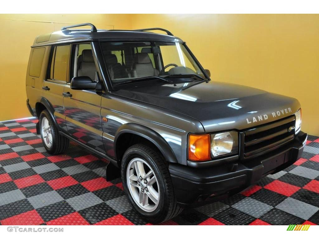 2001 bonatti gray land rover discovery ii se 18639968 car color galleries. Black Bedroom Furniture Sets. Home Design Ideas