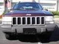 1996 Dark Rosewoood Pearlcoat Jeep Grand Cherokee Laredo 4x4  photo #2