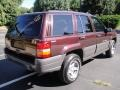 1996 Dark Rosewoood Pearlcoat Jeep Grand Cherokee Laredo 4x4  photo #6