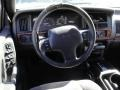 1996 Dark Rosewoood Pearlcoat Jeep Grand Cherokee Laredo 4x4  photo #13