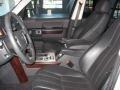 2007 Zermatt Silver Metallic Land Rover Range Rover HSE  photo #19