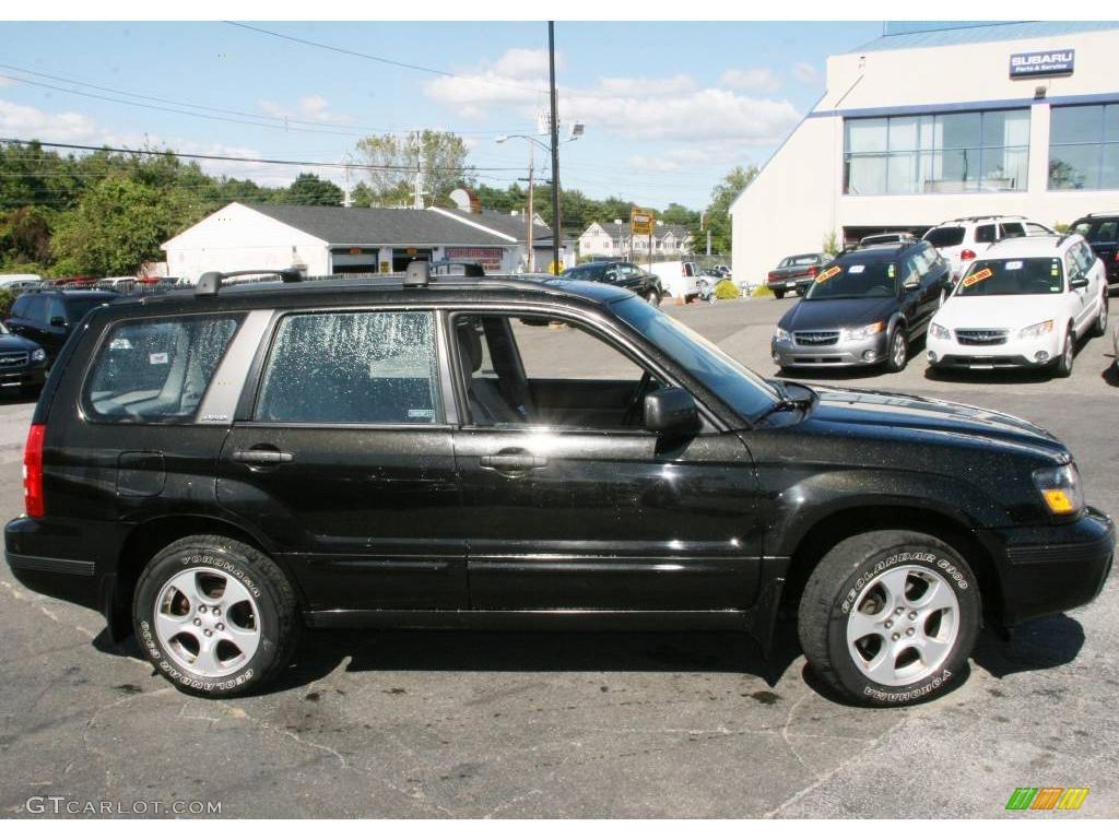2003 java black pearl subaru forester 2 5 xs 18685976 photo 4 car color galleries. Black Bedroom Furniture Sets. Home Design Ideas