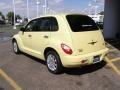 2007 Pastel Yellow Chrysler PT Cruiser Touring  photo #4