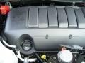 2010 Red Jewel Tintcoat Buick Enclave CXL  photo #17