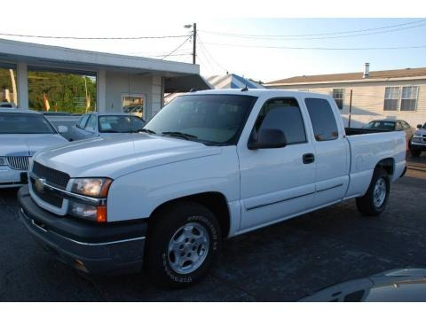 2004 Chevrolet Silverado 1500 Lt Extended Cab Data Info And Specs