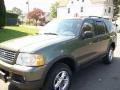 2003 Estate Green Metallic Ford Explorer XLT 4x4  photo #1