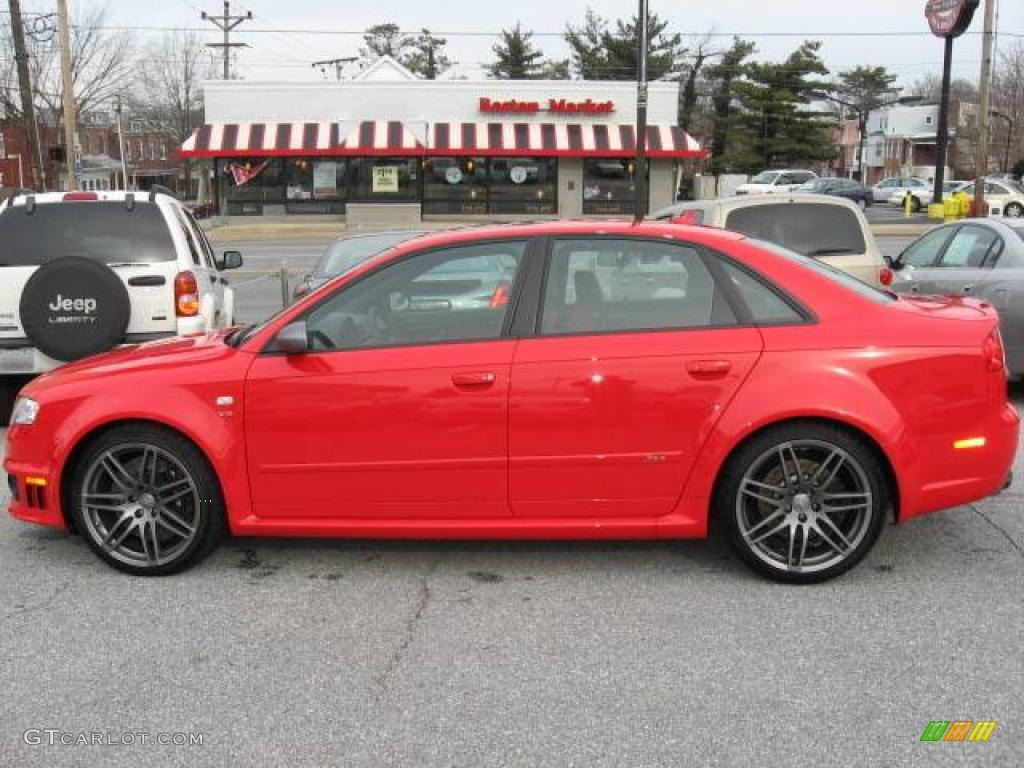 2008 misano red pearl effect audi rs4 4 2 quattro sedan 1872604 photo 14 car. Black Bedroom Furniture Sets. Home Design Ideas