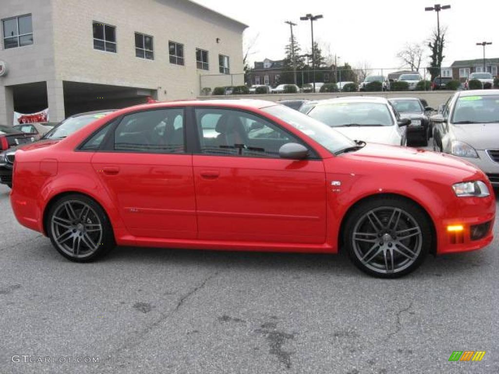 2008 misano red pearl effect audi rs4 4 2 quattro sedan 1872604 photo 15 car. Black Bedroom Furniture Sets. Home Design Ideas