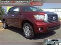 Salsa Red Pearl 2010 Toyota Tundra Gallery