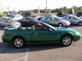 2002 Electric Green Metallic Ford Mustang V6 Convertible  photo #7