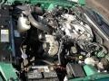 2002 Electric Green Metallic Ford Mustang V6 Convertible  photo #24
