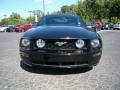 2007 Black Ford Mustang GT Premium Convertible  photo #7