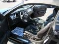 2007 Black Ford Mustang GT Premium Convertible  photo #8