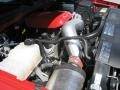 2005 Victory Red Chevrolet Silverado 1500 LS Extended Cab  photo #20