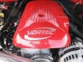 2005 Victory Red Chevrolet Silverado 1500 LS Extended Cab  photo #22