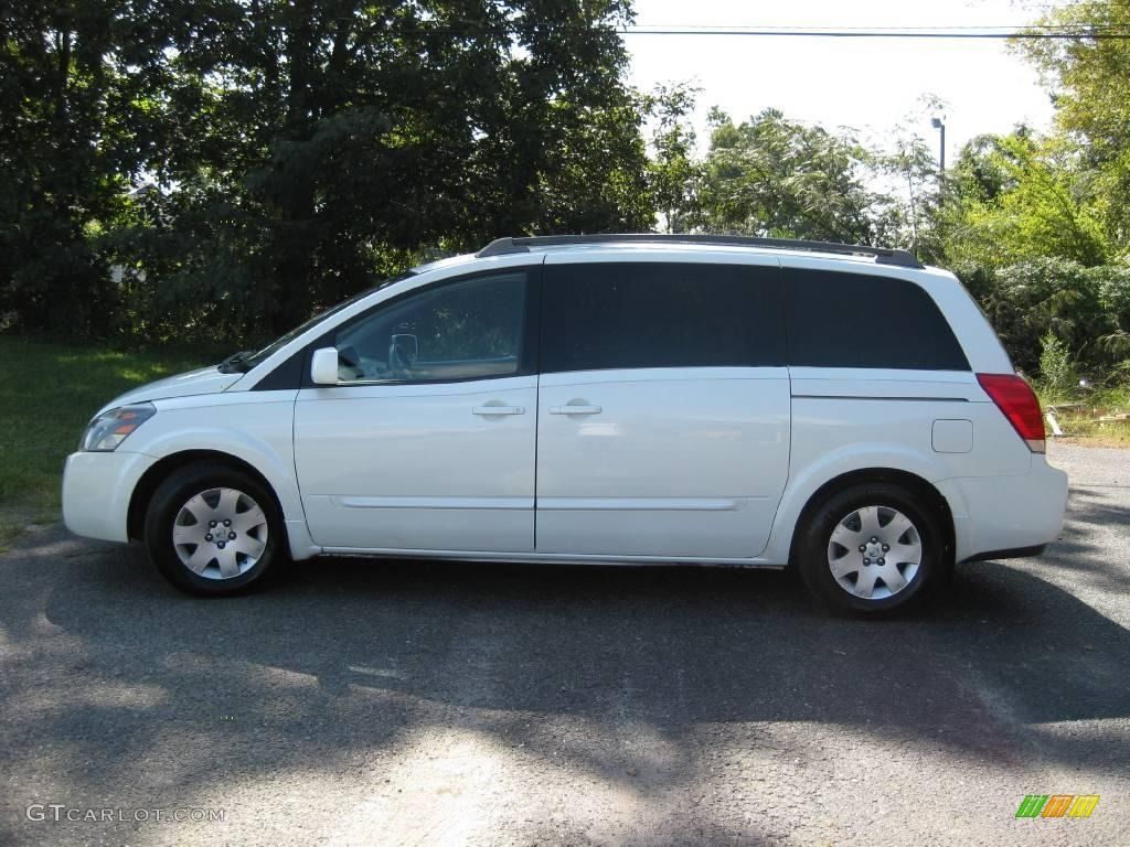 2005 nordic white pearl nissan quest 3 5 s 18912296 photo 5 car color galleries. Black Bedroom Furniture Sets. Home Design Ideas
