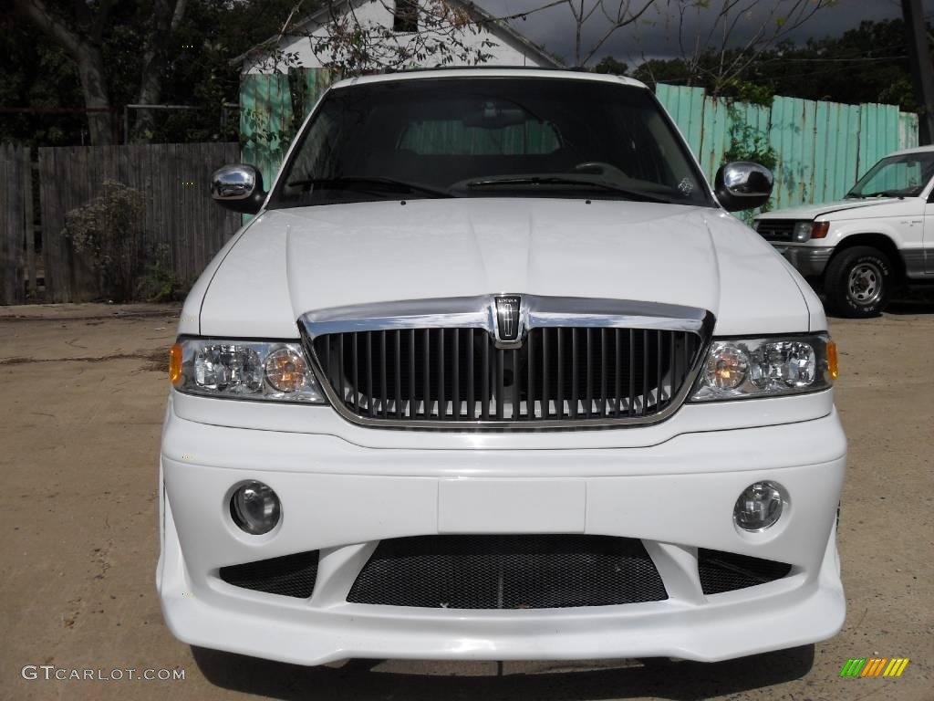 2002 oxford white lincoln navigator luxury 4x4 18911557 gtcarlot com car color galleries gtcarlot com