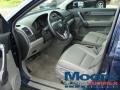 2008 Royal Blue Pearl Honda CR-V EX-L 4WD  photo #2