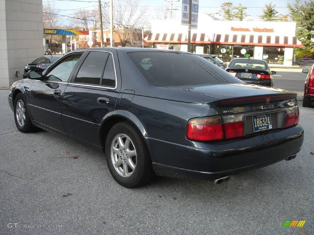 2000 midnight blue cadillac seville sts 1872601 photo 7. Cars Review. Best American Auto & Cars Review