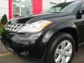 2006 Super Black Nissan Murano S AWD  photo #18