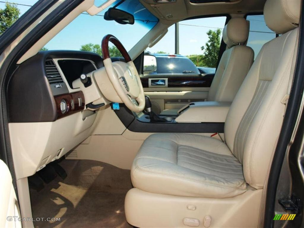 2003 Mineral Grey Metallic Lincoln Navigator Luxury 4x4 18968225 Photo 10 Car