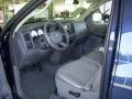 2006 Patriot Blue Pearl Dodge Ram 1500 ST Regular Cab  photo #24