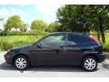 2005 Pitch Black Ford Focus ZX3 S Coupe  photo #4