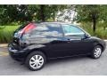 2005 Pitch Black Ford Focus ZX3 S Coupe  photo #9