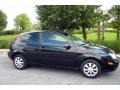 2005 Pitch Black Ford Focus ZX3 S Coupe  photo #11