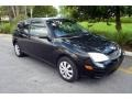 2005 Pitch Black Ford Focus ZX3 S Coupe  photo #12