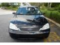 2005 Pitch Black Ford Focus ZX3 S Coupe  photo #14