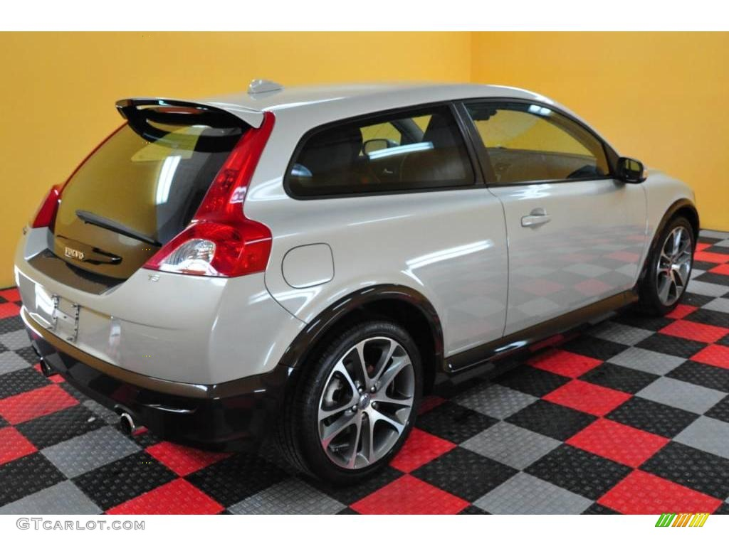 2008 cosmic white metallic volvo c30 t5 version 2 0 19007982 photo 6 car. Black Bedroom Furniture Sets. Home Design Ideas