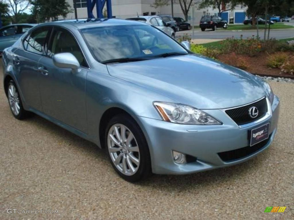 2007 breakwater blue metallic lexus is 250 awd 18998382 photo 7 car color. Black Bedroom Furniture Sets. Home Design Ideas