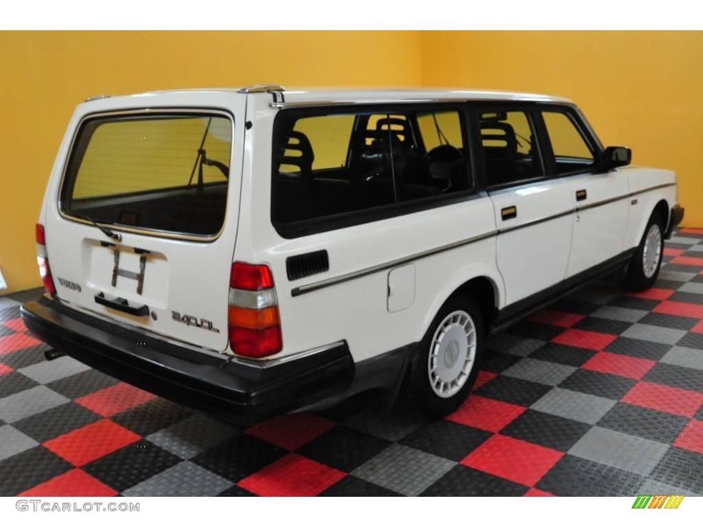 1989 white volvo 240 dl wagon 19081783 photo 6 car color galleries. Black Bedroom Furniture Sets. Home Design Ideas