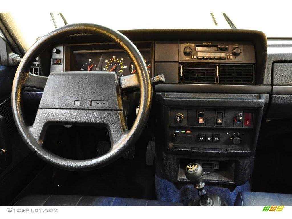 1989 white volvo 240 dl wagon 19081783 photo 7 car color galleries. Black Bedroom Furniture Sets. Home Design Ideas