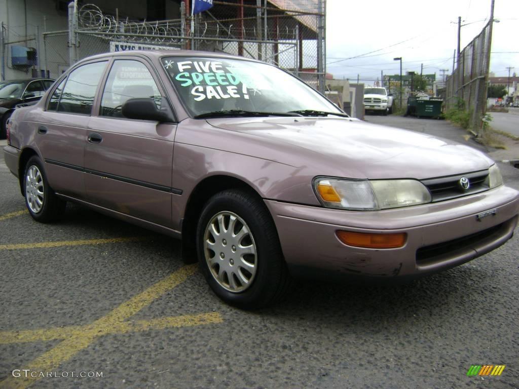 Kekurangan Corolla 93 Spesifikasi