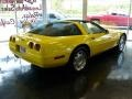1995 Competition Yellow Chevrolet Corvette Coupe  photo #2