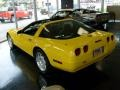 1995 Competition Yellow Chevrolet Corvette Coupe  photo #4