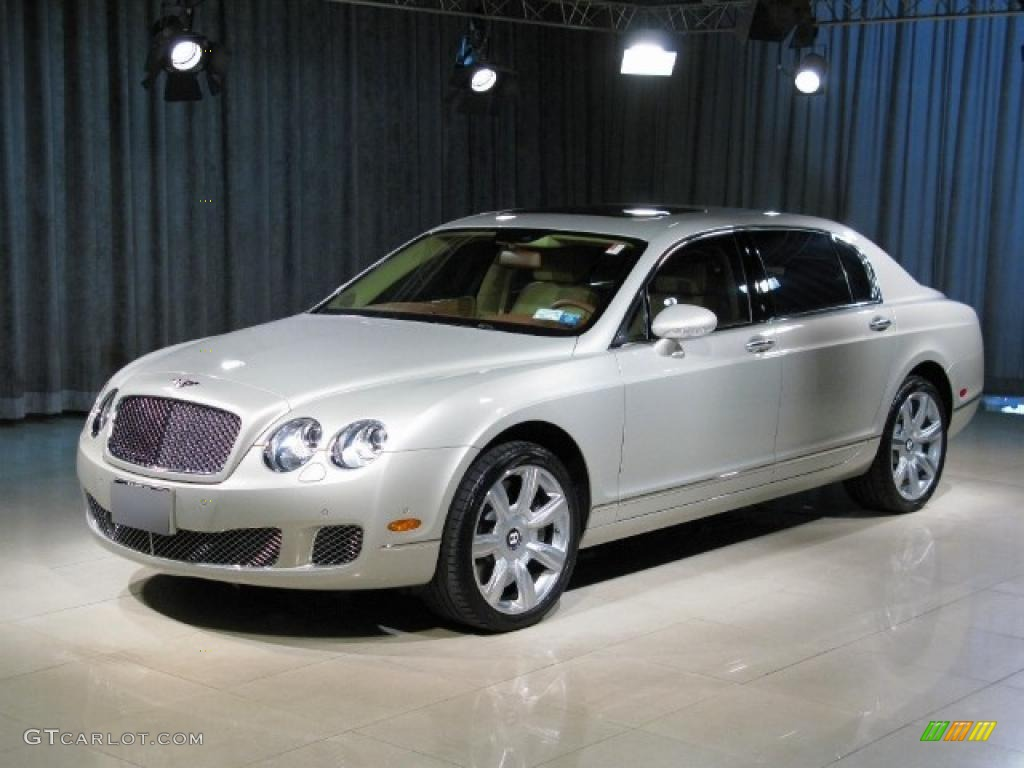 white Flying Spur image