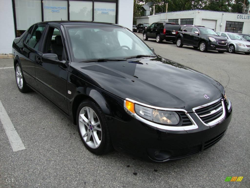 2008 black saab 9 5 2 3t sedan 19077860 photo 4. Black Bedroom Furniture Sets. Home Design Ideas