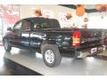 2002 Onyx Black Chevrolet Silverado 1500 LS Extended Cab  photo #4