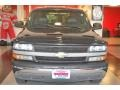 2002 Onyx Black Chevrolet Silverado 1500 LS Extended Cab  photo #10