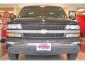 2002 Onyx Black Chevrolet Silverado 1500 LS Extended Cab  photo #11
