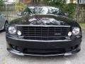 2007 Black Ford Mustang Saleen S281 Supercharged Coupe  photo #2