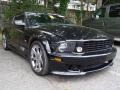 2007 Black Ford Mustang Saleen S281 Supercharged Coupe  photo #3