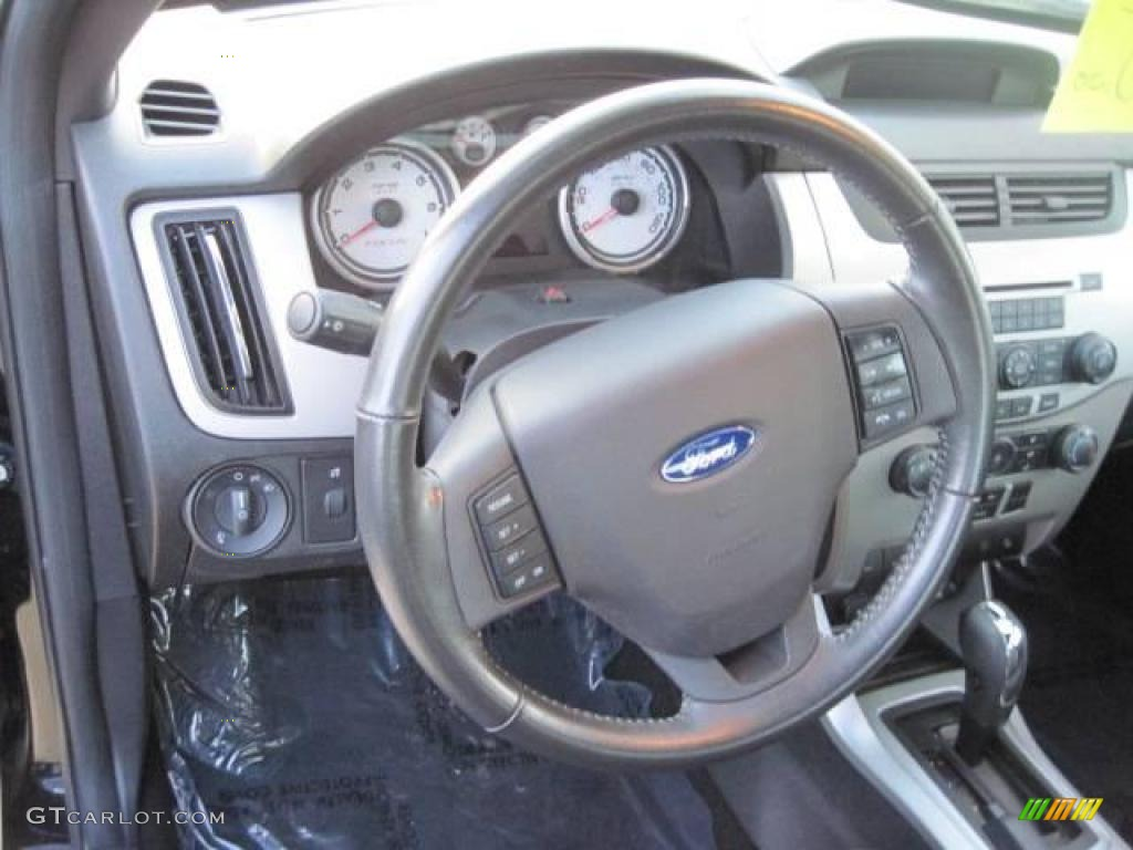 2008 Black Ford Focus Ses Coupe 19086911 Photo 9 Car Color Galleries