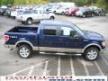 Dark Blue Pearl Metallic - F150 Lariat SuperCrew 4x4 Photo No. 5