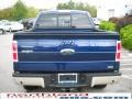 Dark Blue Pearl Metallic - F150 Lariat SuperCrew 4x4 Photo No. 7