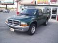 2004 Timberline Green Pearl Dodge Dakota SLT Regular Cab  photo #1